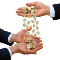 Geldserie: Geld schenken
