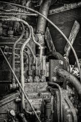 Traktor-Motor