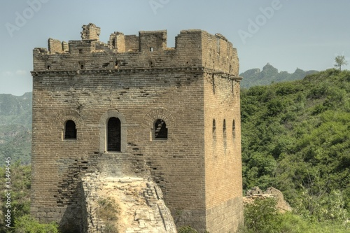 Papiers peints Muraille de Chine Jinshanling, China - The great Wall (chinesische Mauer)