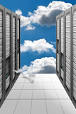 Cloud Computing - Datacenter poster
