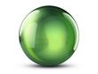 Зеленая сфера