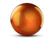 Оранжевая сфера