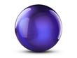 Фиолетовая сфера