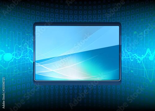 modern Plasma TV