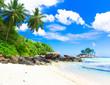 Beauty Beach Landscape