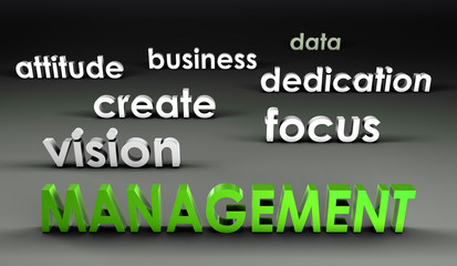 Management at the Forefront