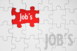 Puzzle mit Jobs