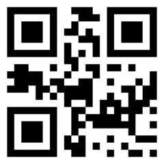Sale data in qr code. (modern bar code). EPS 8