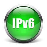 green IPv6 icon