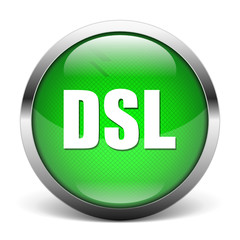 green DSL icon