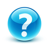 icône question /  question icon