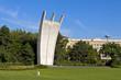 Luftbrückendenkmal Flughafen Tempelhof Berlin