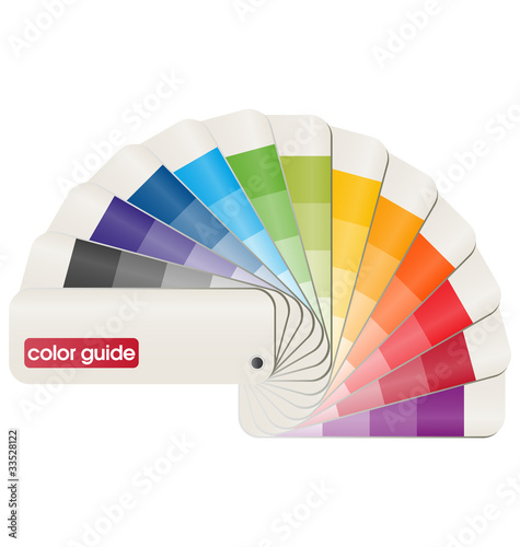 3D Color Guide