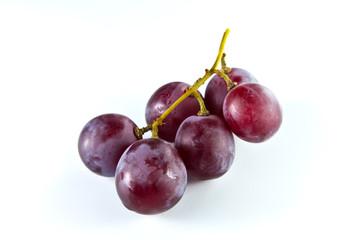 fresh grape fruit isolate