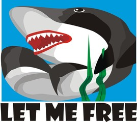 let me free