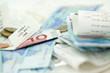 tickets de caisse, argent, consommateur, vie chère