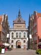 golden gate, Gdansk, Poland