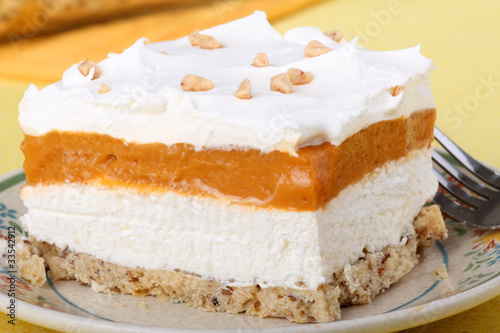 Butterscotch Creamcheese Dessert