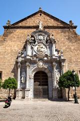 Kirche Colegiata de los Santos in Granada, Spanien