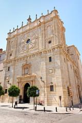 Kirche Perpetuo del Socorro in Granada, Spanien