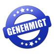 GENEHMIGT