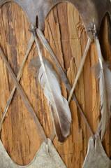 Trommel der Navajo Indianer (USA)