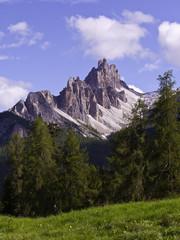 Panorama bei Cortina