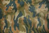 Fototapety Military fabric pattern