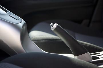 Auto details hand brake