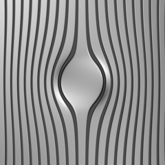 Silver abstract stripe luxury background