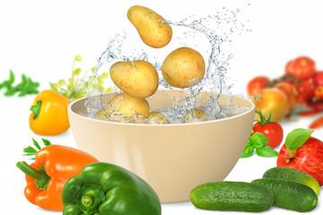 Gemüse 252