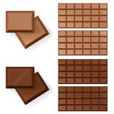 Fototapety Chocolate bars