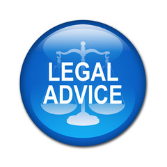 Boton brillante LEGAL ADVICE