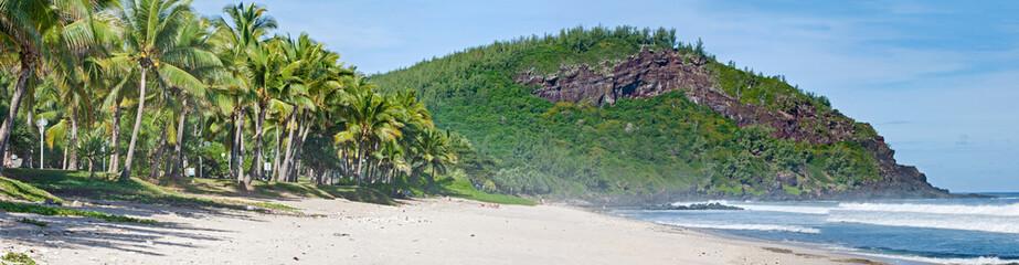 plage de Grande Anse, île de la Réunion