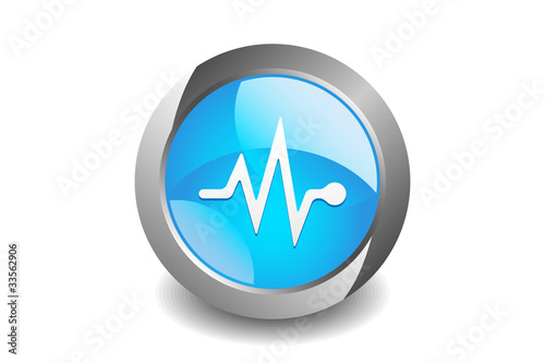 Heartbeat Button