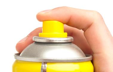 hand pressing spray