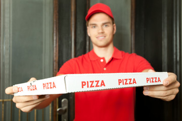 pizza für dich closeup