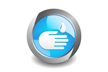 Wash Hand Button