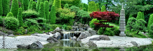 Foto op Plexiglas Tuin Japanischer Garten
