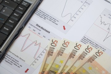 Börse und Aktienkurse