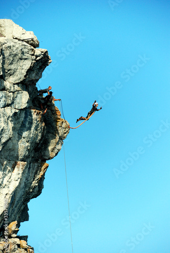 Jump to rope.Shaan Kaya Crimea.