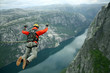 Jump to rope.Shaan Kaya Crimea. - 33572584