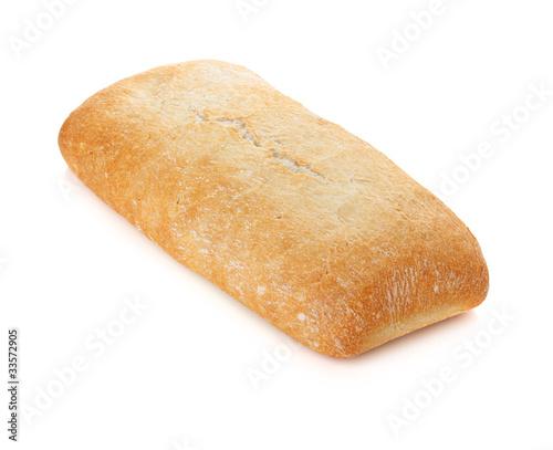 Plexiglas Brood Ciabatta bread