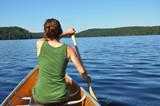 Fototapety Canoeing