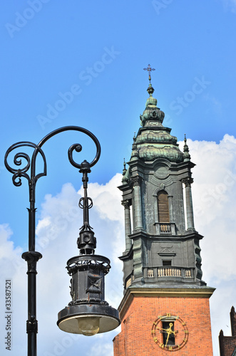 Archcathedral Basilica of St. Peter and St. Paul, Poznan, Poland © Elzbieta Sekowska