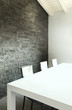 angolo di sala da pranzo