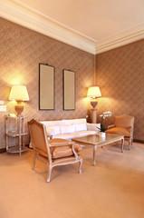 interno, suite di hotel