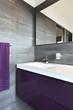 interno di bagno moderno