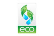 Footprint Eco Life Label