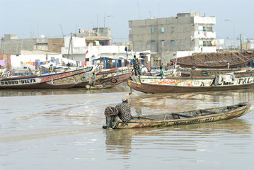 senegal, saint louis